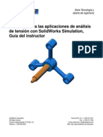 SolidWorks Simulation Instructor Guide ESP