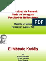 El Metodo Kodaly