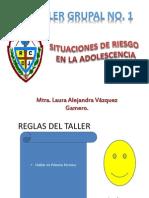 Taller Prevencion Del Alcoholismo y Tabaquismo