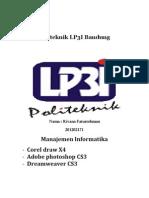 Politeknik LP3I Bdg Makalah