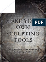 Make Your Own Sculpting Tools