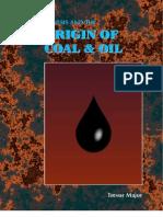 Origin of Coal and Oil