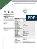Lock Cyl Prox Sensors