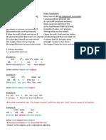 Mid English Presentation (Syntax)
