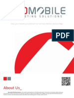 Neomobile Marketing Solutions Brochure