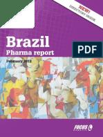 Brazil Pharma Report Focus