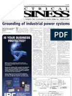 Electrical Business (Topic High Resistance Grounding)
