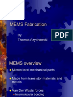 MEMS Fabrication.ppt
