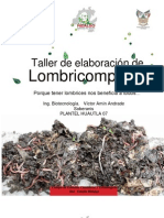 Curso Taller de Lombricomposta