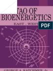101580790 George a Katchmer the Tao of Bioenergetics East and West