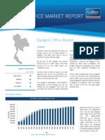Bangkok Office Market Report Q4 2012