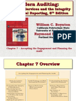 Modern Auditing Ch07