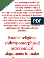 Indian Origins of Satanic Religions - III Plagarism