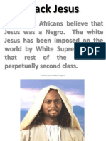 Indian Origins of Satanic Religions - IV Black Jesus