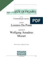 Nozze Figaro