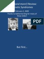 Zitelli Picture Review - Genetics