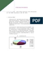 中国化妆品市场发展状况 2001