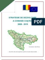 Strategie de Dezvoltare Costeiu 10.01.2009