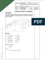 Access Steel - Loads on Building