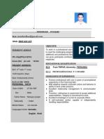 ShaN Resume (1)