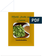 Methi Seeds and Leaves