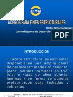 Aceros Fines Estructurales