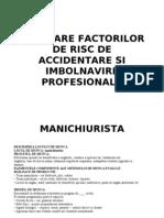 Evaluare-Manichiurista