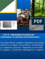 Ecofiziologie - Curs 2