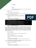 Principais Comandos de Rede