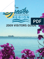 Grand Lake St Marys Visitor Guide 2009