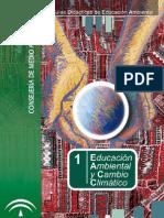 Guc3ada Didc3a1ctica Ed Ambiental y Cambio Climatico