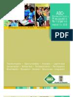 ABC de Programa Planeación Local Presupuesto Participativo