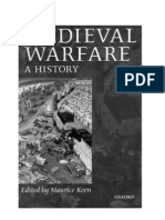 Medieval Warfare, A History by Maurice Keen