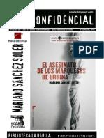 L'H Confidencial, especial 2013. El asesinato de los marqueses de Urbina, de Mariano Sánchez Soler