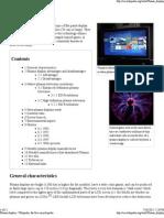 Plasma Display - Wikipedia, The Free Encyclopedia