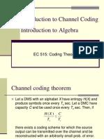 EC 515 Introduction