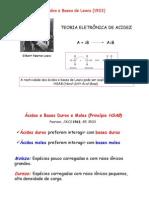 Acidos Bases Duros Moles