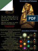Invocation of Solomon
