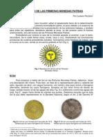 El Reverso de Las Primeras Monedas Patrias