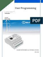 TWCT20 User Programming Manual