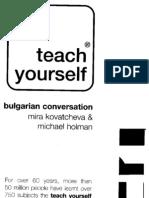 01 Teach Yourself Bulgarian Conversation