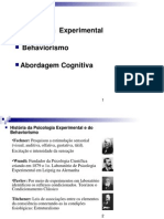 Aula Behaviorismo Cognitivo