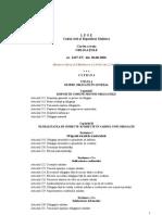 Codul Civil - Obligatiile 1