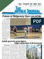 The Suffolk Journal 2/20/2013