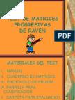 Test de Matrices Progresivas[1]