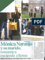 Mónica Naranjo - Revista Semana Nº3812 - 27 febrero 2013