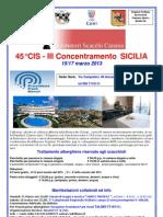 CIS Sicilia 2013