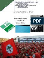 Agraria - Reforma Agraria No Brasil