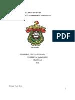 Teori Pasar Modal Dan Pembentukan Porto Folio