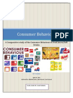 Final Document Consumer Behavior